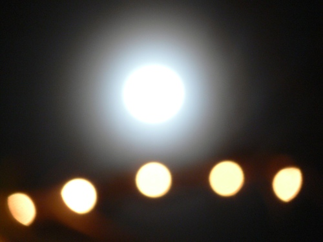 moon & lights