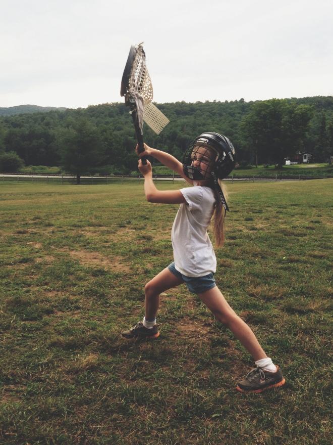 lacrosse stance