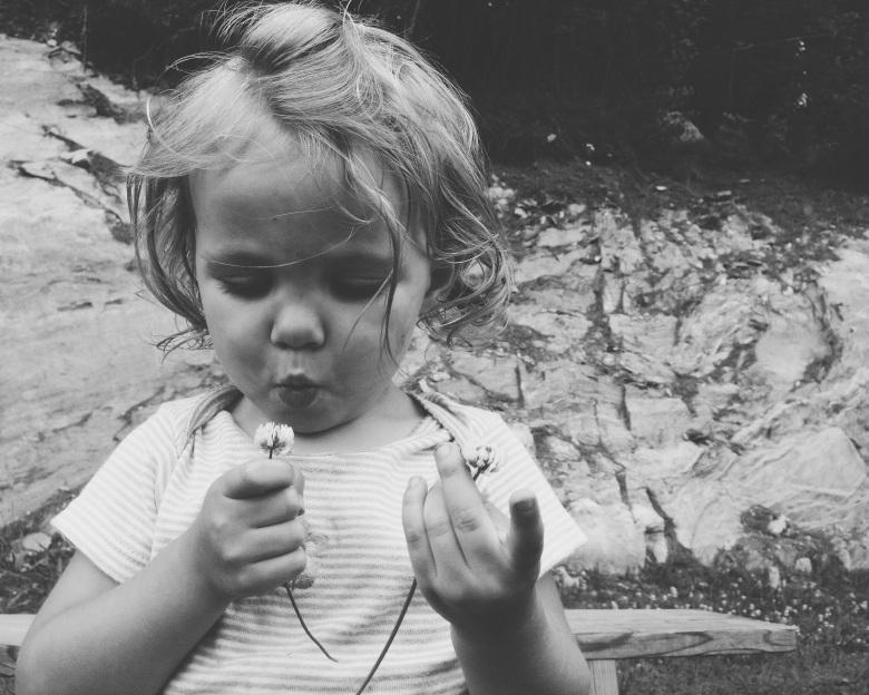 emma making wishes