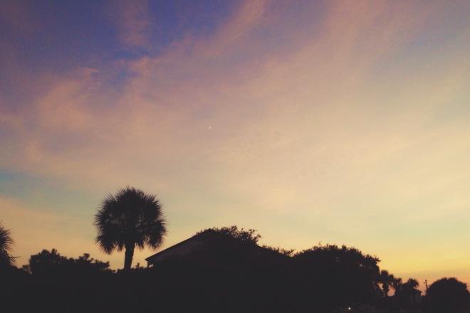 FL sunset
